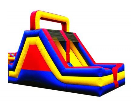 16 Feet High Inflatable Dry Slide