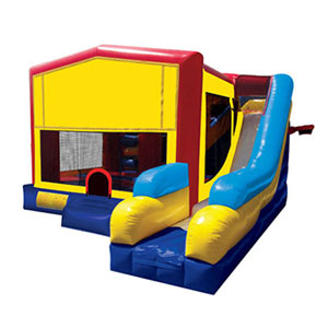 Bounce House 6 in 1 Combo bounce house