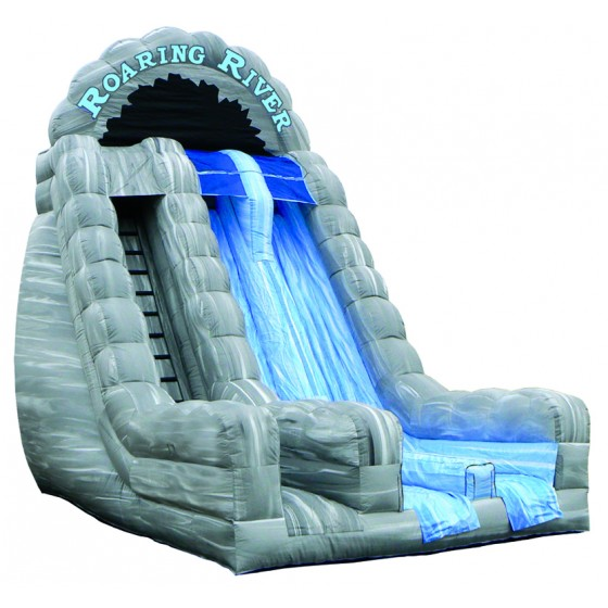 22 Feet High Inflatable Dry Slide