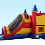 Bounce house backyard party nj
