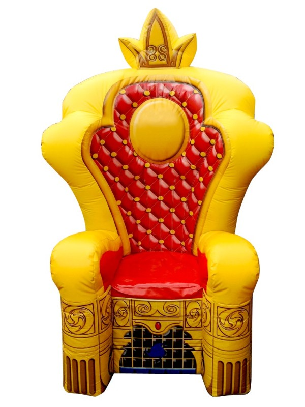 New Royal Throne Inflatable Chair!