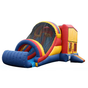Bounce House 5 in 1 Combo bounce house